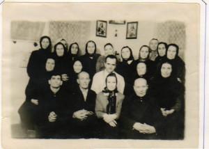Grupo con B. Alexander 1958 B