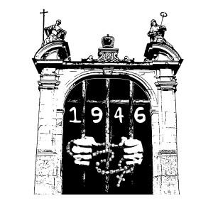 емблема Псевдособору 1946